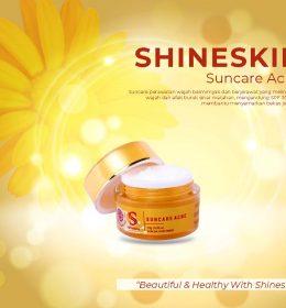suncare acne shineskin