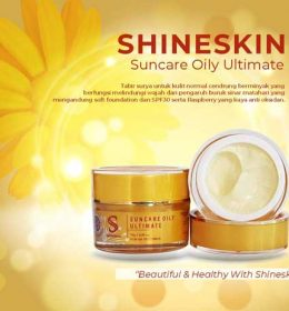 suncare oily ultimate shineskin