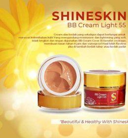 bb cream light 55 shineskin