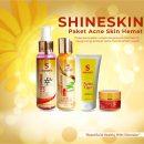 shineskin paket acne