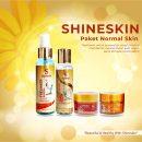 shineskin paket normal whitening